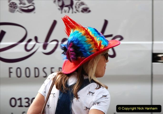 2019-09-07 Bridport Hat Festival. (292) 292