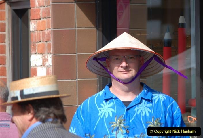 2019-09-07 Bridport Hat Festival. (296) 296