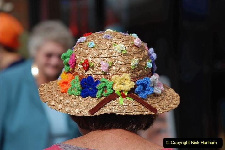 2019-09-07 Bridport Hat Festival. (298) 298