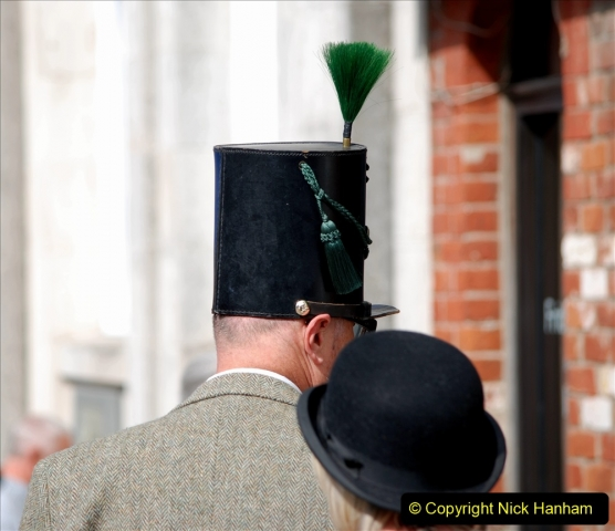 2019-09-07 Bridport Hat Festival. (299) 299