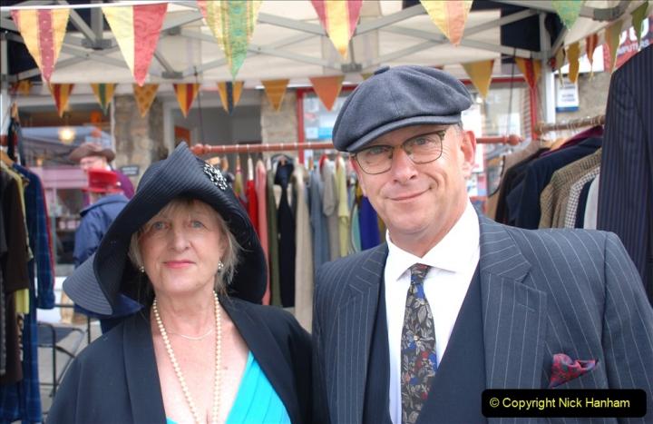 2019-09-07 Bridport Hat Festival. (30) 030