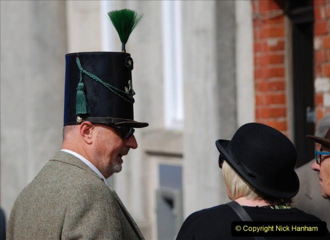 2019-09-07 Bridport Hat Festival. (300) 300