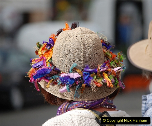 2019-09-07 Bridport Hat Festival. (301) 301