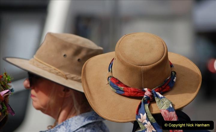 2019-09-07 Bridport Hat Festival. (302) 302