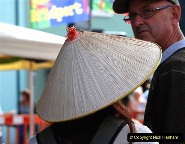 2019-09-07 Bridport Hat Festival. (304) 304