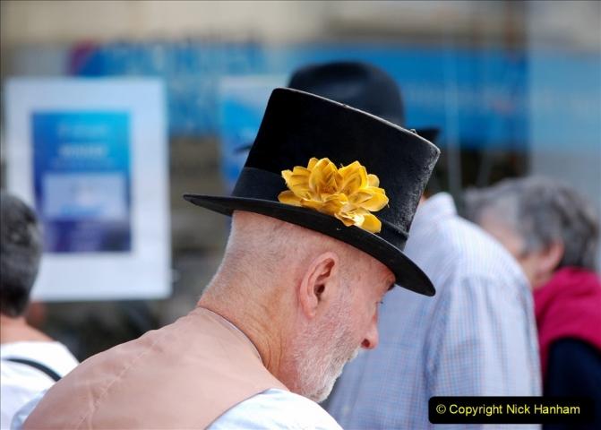 2019-09-07 Bridport Hat Festival. (305) 305