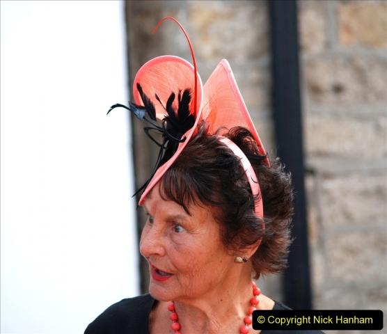 2019-09-07 Bridport Hat Festival. (306) 306