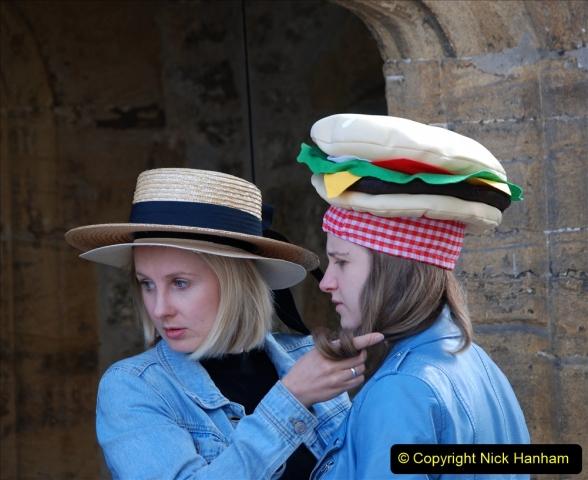 2019-09-07 Bridport Hat Festival. (308) 308