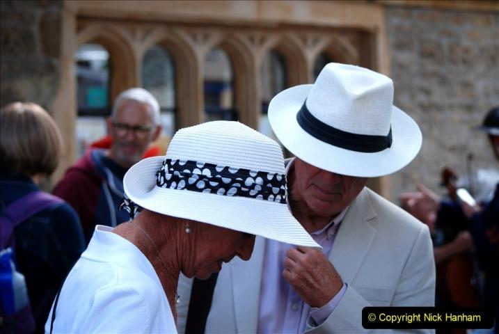 2019-09-07 Bridport Hat Festival. (309) 309