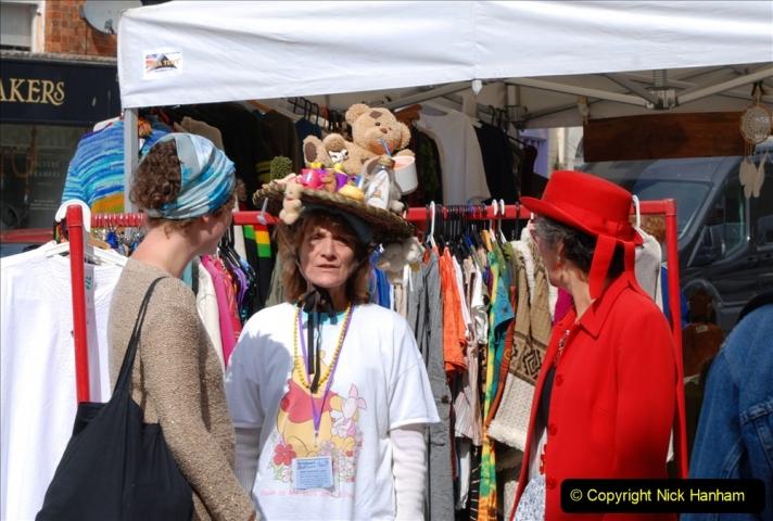 2019-09-07 Bridport Hat Festival. (311) 311