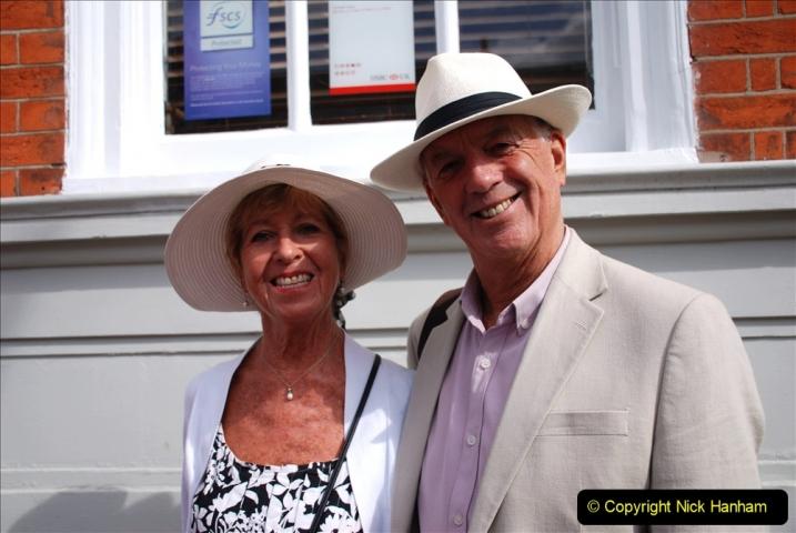 2019-09-07 Bridport Hat Festival. (313) 313