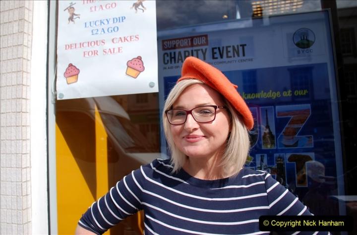 2019-09-07 Bridport Hat Festival. (314) 314