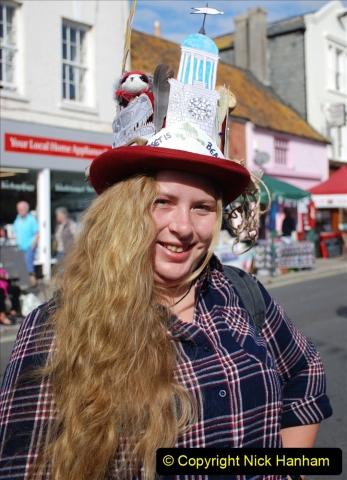2019-09-07 Bridport Hat Festival. (316) 316