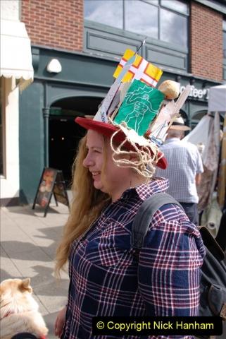 2019-09-07 Bridport Hat Festival. (317) 317