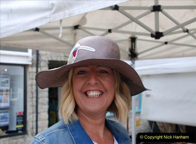 2019-09-07 Bridport Hat Festival. (32) 032