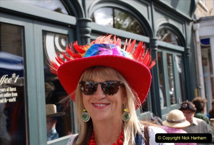 2019-09-07 Bridport Hat Festival. (322) 322