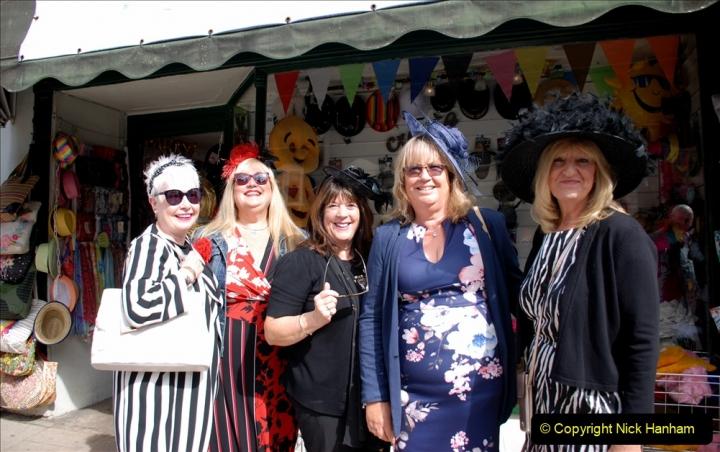 2019-09-07 Bridport Hat Festival. (324) 324