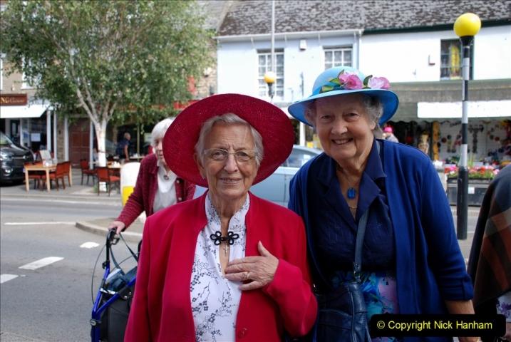 2019-09-07 Bridport Hat Festival. (327) 327