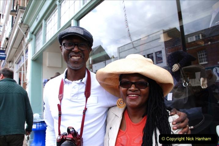 2019-09-07 Bridport Hat Festival. (331) 331