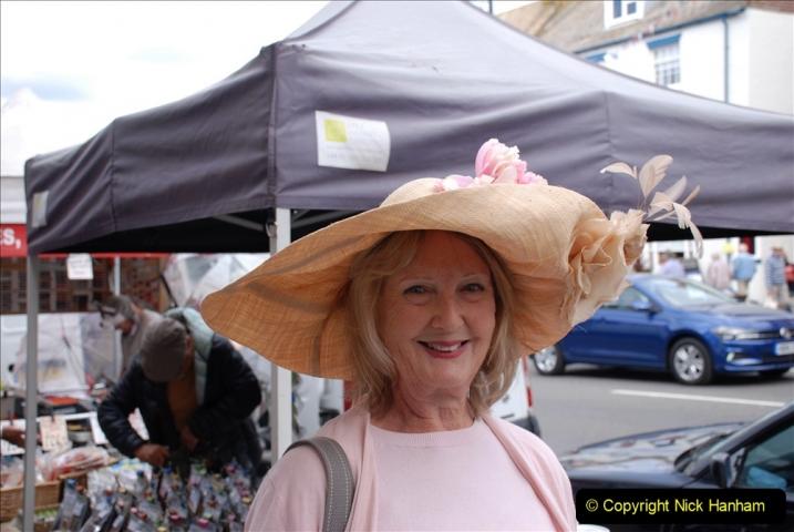 2019-09-07 Bridport Hat Festival. (332) 332