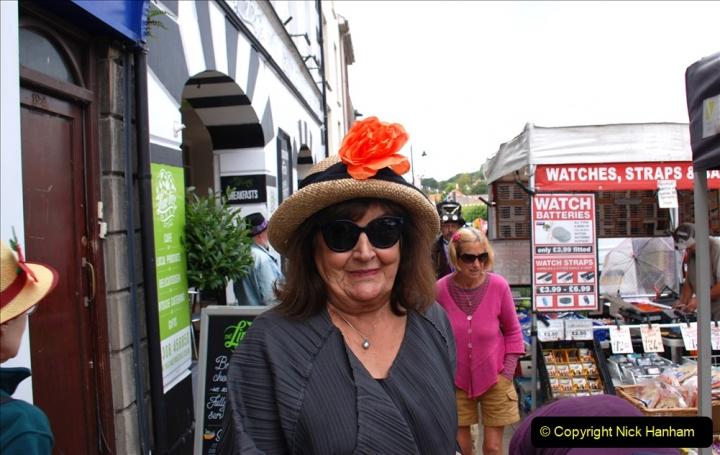2019-09-07 Bridport Hat Festival. (334) 334