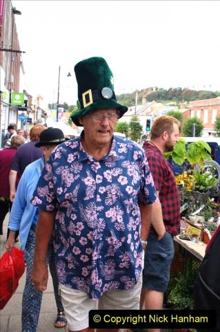 2019-09-07 Bridport Hat Festival. (335) 335