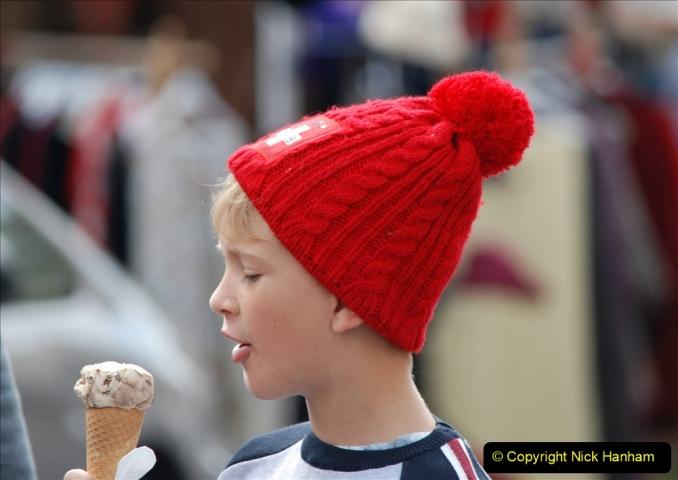 2019-09-07 Bridport Hat Festival. (338) 338