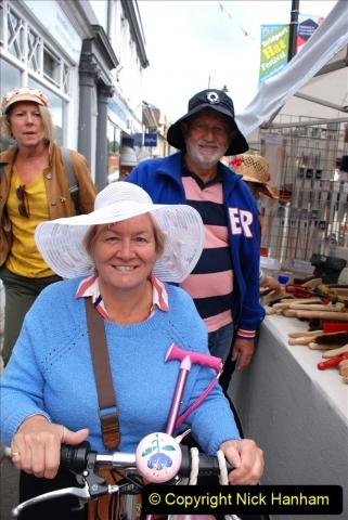 2019-09-07 Bridport Hat Festival. (340) 340