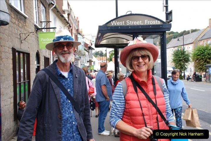 2019-09-07 Bridport Hat Festival. (341) 341