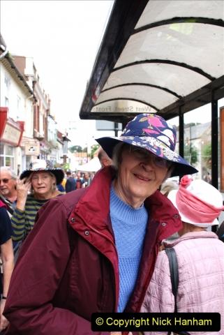 2019-09-07 Bridport Hat Festival. (342) 342