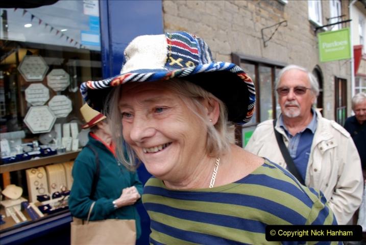 2019-09-07 Bridport Hat Festival. (343) 343