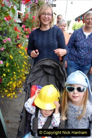 2019-09-07 Bridport Hat Festival. (345) 345