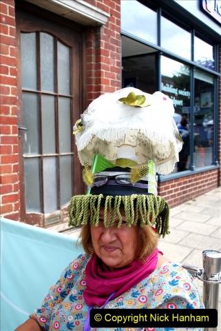 2019-09-07 Bridport Hat Festival. (349) 349