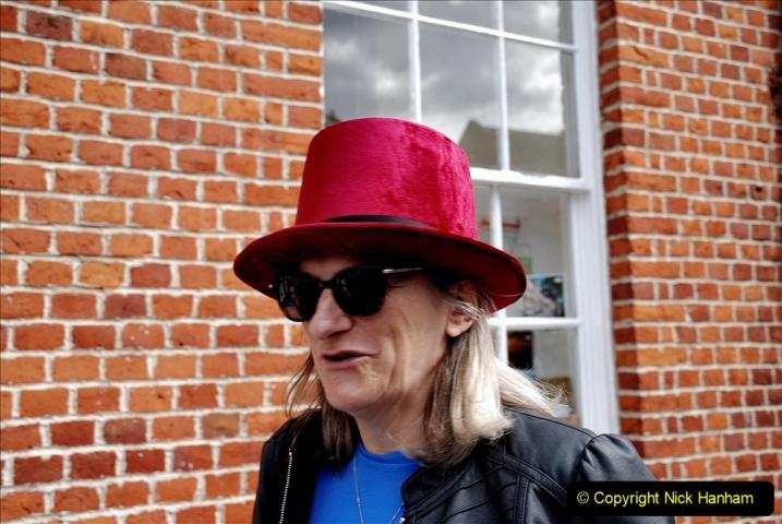 2019-09-07 Bridport Hat Festival. (351) 351