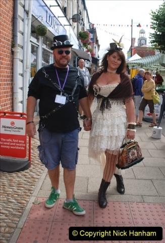 2019-09-07 Bridport Hat Festival. (352) 352