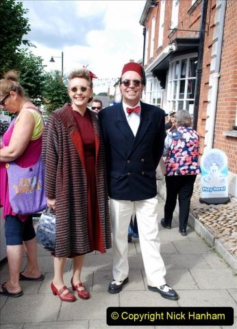 2019-09-07 Bridport Hat Festival. (353) 353