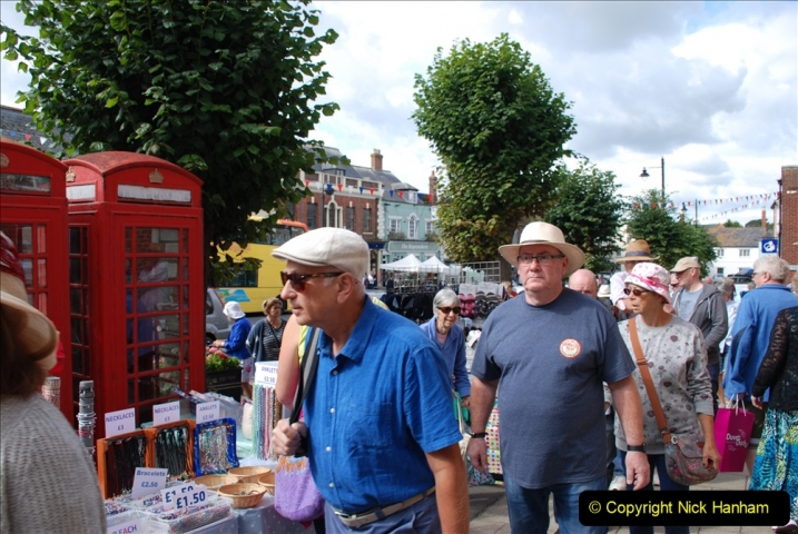 2019-09-07 Bridport Hat Festival. (355) 355
