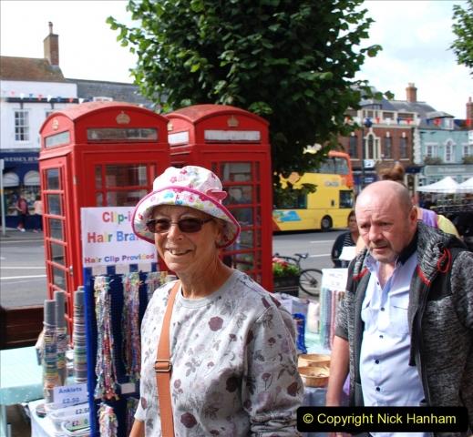 2019-09-07 Bridport Hat Festival. (356) 356