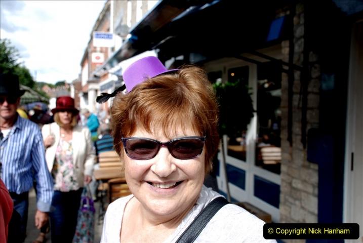 2019-09-07 Bridport Hat Festival. (357) 357