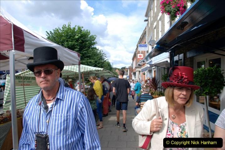 2019-09-07 Bridport Hat Festival. (358) 358