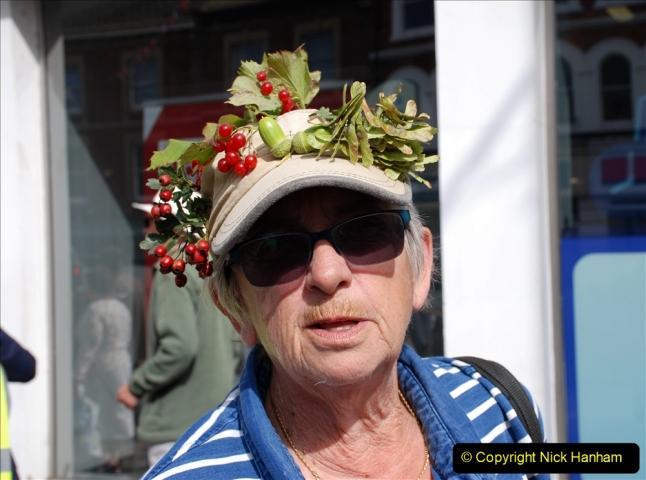 2019-09-07 Bridport Hat Festival. (362) 362