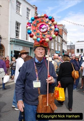 2019-09-07 Bridport Hat Festival. (363) 363