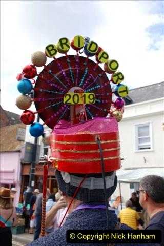 2019-09-07 Bridport Hat Festival. (364) 364