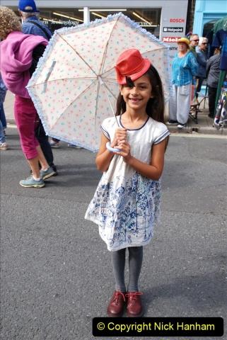 2019-09-07 Bridport Hat Festival. (368) 368