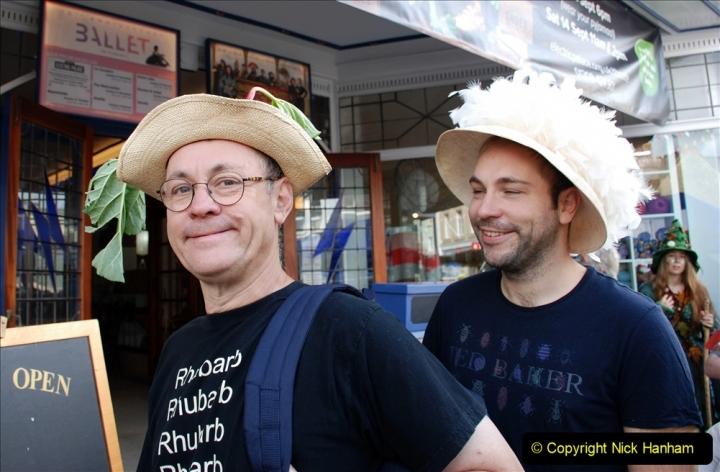 2019-09-07 Bridport Hat Festival. (371) 371