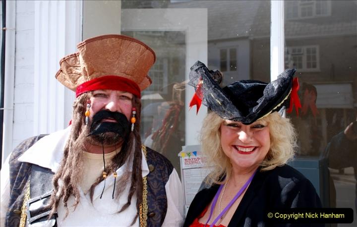 2019-09-07 Bridport Hat Festival. (373) 373