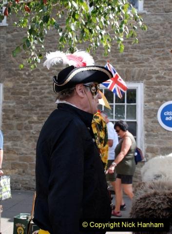 2019-09-07 Bridport Hat Festival. (374) 374