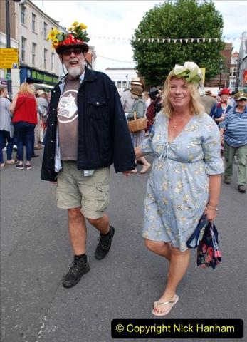 2019-09-07 Bridport Hat Festival. (381) 381