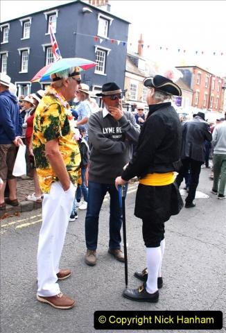 2019-09-07 Bridport Hat Festival. (383) 383