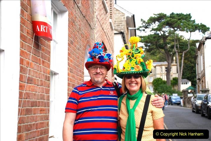 2019-09-07 Bridport Hat Festival. (386) 386